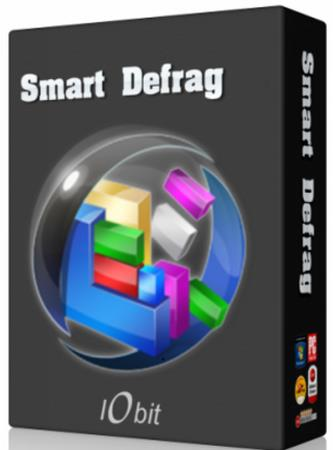 IObit Smart Defrag Pro 5.7.0.1137 RePack by D!akov