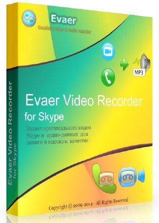 Evaer Video Recorder for Skype 1.8.3.16