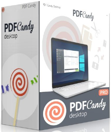 Icecream PDF Candy Desktop Pro 2.51