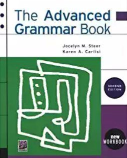 Joselym Steer - The Advanced Grammar Book (2nd Edition)