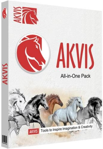 AKVIS All-in-One Pack 2019.10 Portable by punsh