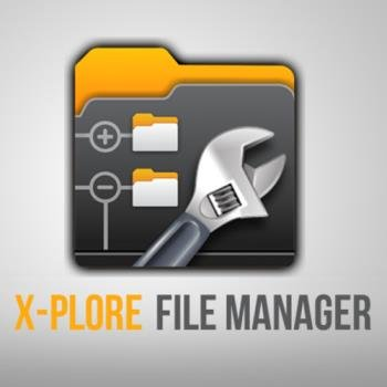 X-plore File Manager 4.18.00 [Android]