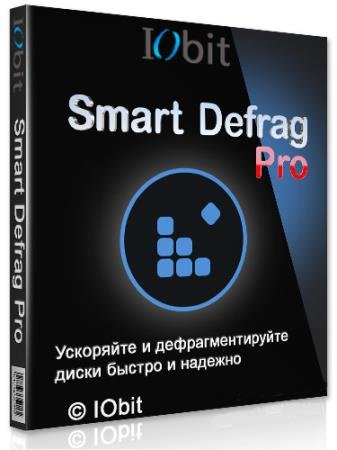 IObit Smart Defrag Pro 6.5.5.119 RePack by D!akov